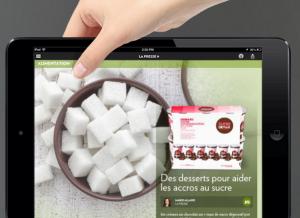 dessert pour accros au sucre